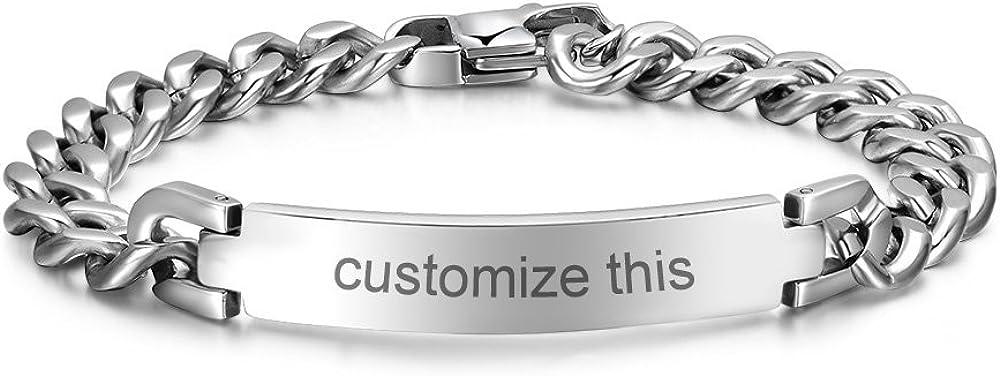 Mealguet Jewelry MG Award Personalized Engraving-Blank Plain Import Custom Na