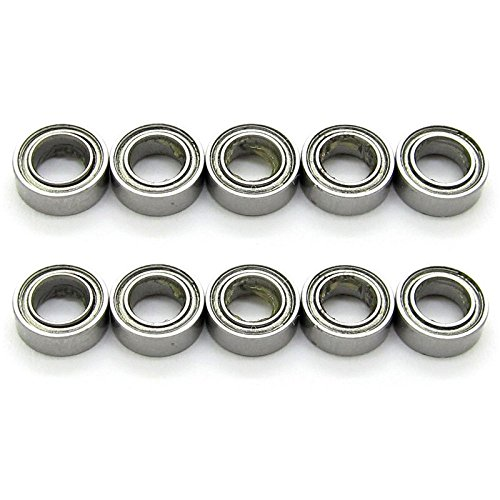 4x7x2.5mm Deep Groove Ball Bearing Recommended Skateboard Bea Bearings Model New sales