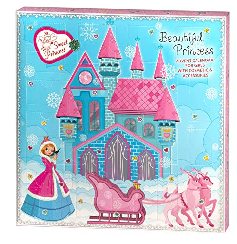 Beautiful Princess Advent Calendar - Beauty-Adventskalender für kleine Prinzessinnen - von Sweet Princess