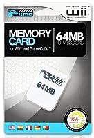 ニンテンドーゲームキューブ / Wii 対応 メモリーカード 1019ブロック 64MB