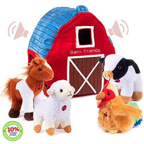 Plush Creations Plush Farm Anima...