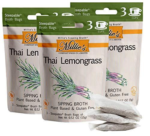 Millies Sipping Broth - Thai Lemongrass