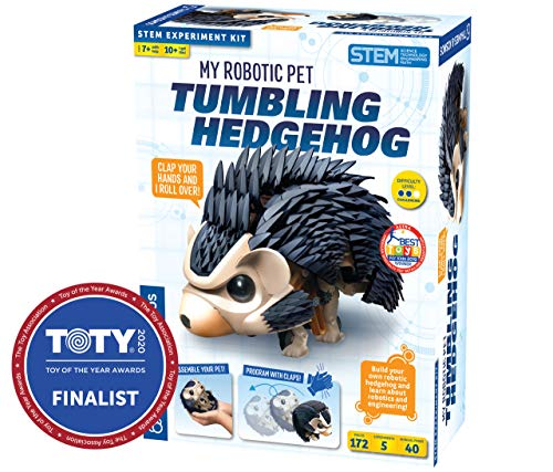 Thames & Kosmos My Robotic Pet - Tumbling Hedgehog | Build...