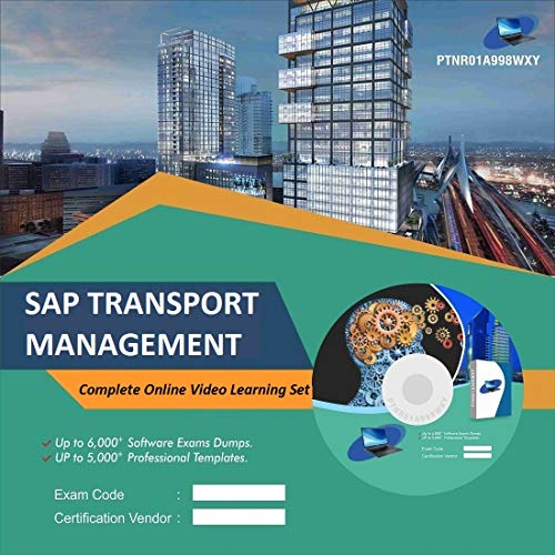 SAP TRANSPORT MANAGEMENT Complete Video Learning Solution Set (DVD)