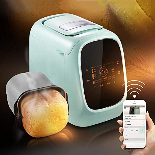 Read About Bread Maker, Breakfast Toaster Baking Machine Smart Wifi Remote Control Lots of Cloud Rec...
