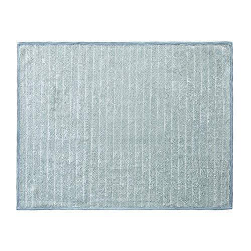 Fine Fiber Rag, Lint-Free Reinigung Wipe Tablecloth, Hausabsorbierte Handtuch, Küche Dishcloth für Polieren, Waschen (Pack von 4)