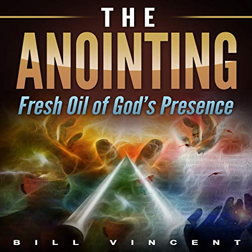 The Anointing  By  cover art