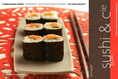 Sushi / Wok (Duo gourmand)