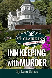 Inn Keeping with Murder: Old Maids of Mercer Island Mystery
