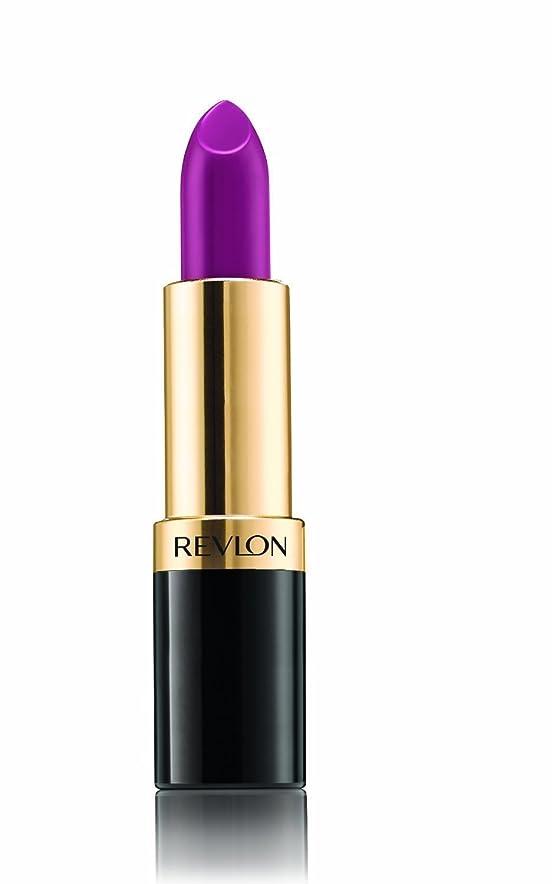 間違いなく保存するデザートREVLON Super Lustrous Lipstick Shine Berry Couture 835 (並行輸入品)