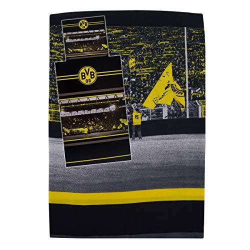 Borussia Dortmund BVB Bettwäsche 135 x 200 cm (8160)