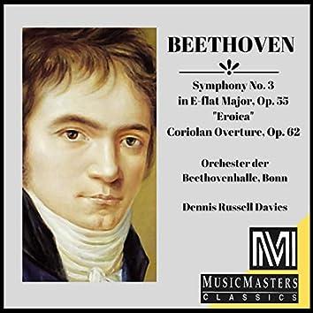 "Beethoven: Symphony No. 3 in E-flat Major, Op. 55 ""Eroica"", Coriolan Overture"