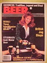 ALL ABOUT BEER, For Connoisseurs, Homebrewers and Collectors. March, 1984 Magazine, (Magazine, Volume 5 Number 2)