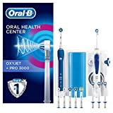 Oral-B PRO 3000 - Estacin de cuidado bucal + Oxyjet Irrigador