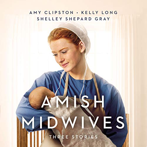 Amish Midwives cover art