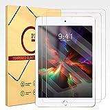 ZhuoFan Templado Protector para Apple iPad Mini 5 7,9, Protector Cristal de Pantalla de Vidrio Premium Templado [9H Dureza] para Apple iPad Mini 5 / iPad Mini 4 7,9 Pulgadas, 2 Pack