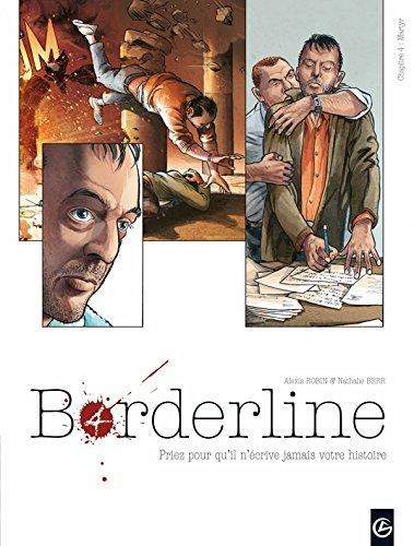 Borderline - volume 4 - Martyr