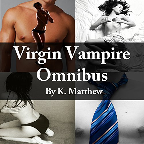 Virgin Vampire Omnibus audiobook cover art