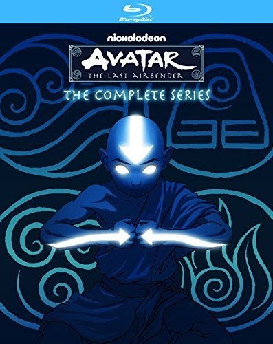 Avatar - The Last Airbender: The Complete Series [Blu-ray] (9 discs in 1 box)