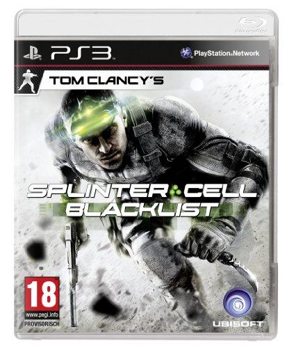 Splinter Cell: Blacklist Tom Clancy