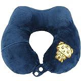 u-Shaped Pillow Travel Neck Pillow Neck Spine u-Shaped Pillow Neck Car Adult nap Student U Pillow Memory Pillow