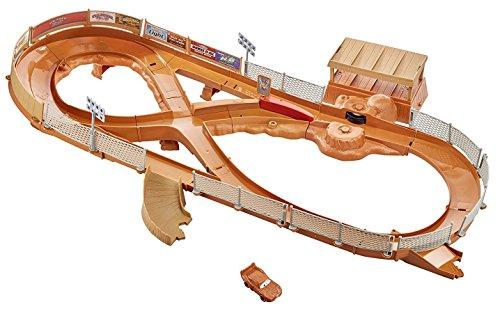 Mattel Disney Cars FCW01 Disney Cars FCW01-Disney 3 Thunder Hollow Crash-Arena