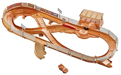 Mattel Disney Cars FCW01 Disney Cars FCW01-Disney 3 Thunder Hollow Crash-Arena