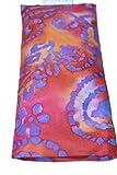 Coussin pour les yeux Tvamm Lifestyle avec rembourrage lin et lavande - 100% coton - 23 x 11cm, Batik 1