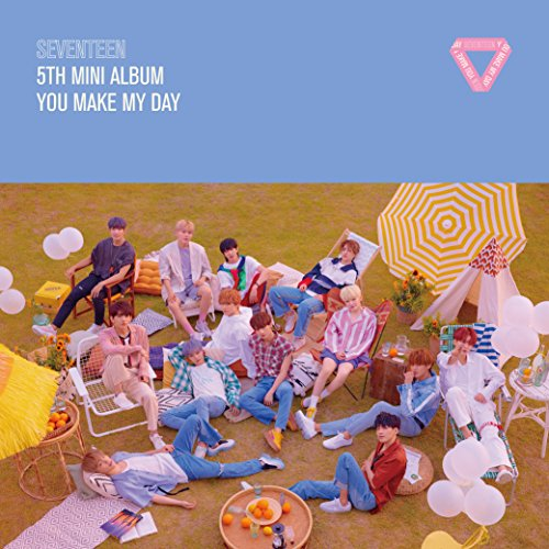 [Album]SEVENTEEN 5th Mini Album 'You Make My Day' – EP – SEVENTEEN[FLAC + MP3]