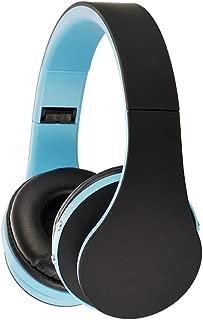 Barir Bluetooth Headset Folding Stereo Wireless Wireless Headset Bluetooth Headset (Color : E)
