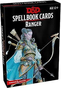 Spellbook Cards Ranger Dungeons & Dragons
