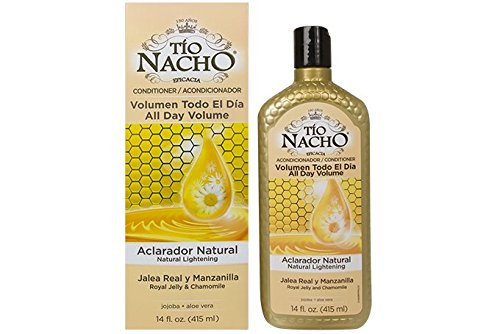 Tio Nacho Natural Lightening Conditioner, 14 Fluid Ounce by Emerson Healthcare LLC for Concepts in Health, Inc
