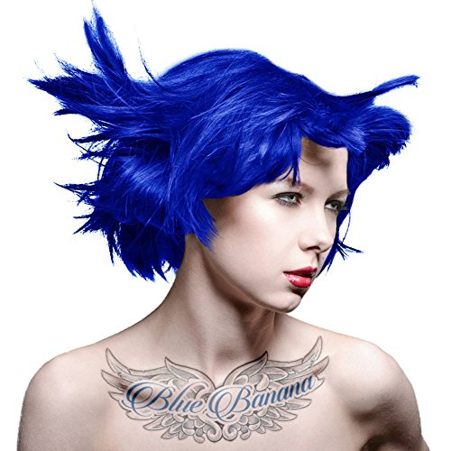 Rockabilly Blue Manic Panic Vegan 4 Oz Hair Dye Color by MyPartyShirt