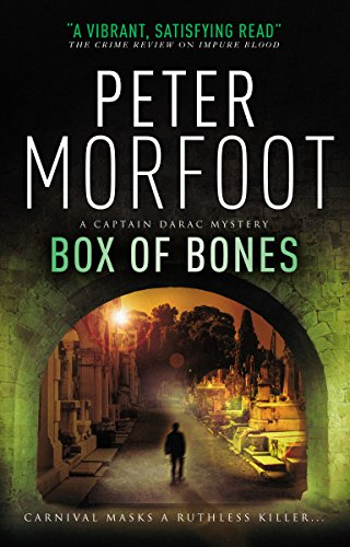Box of Bones: (A Captain Darac Novel 3) (English Edition)