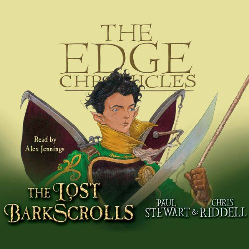 The Lost Barkscrolls audiobook cover art