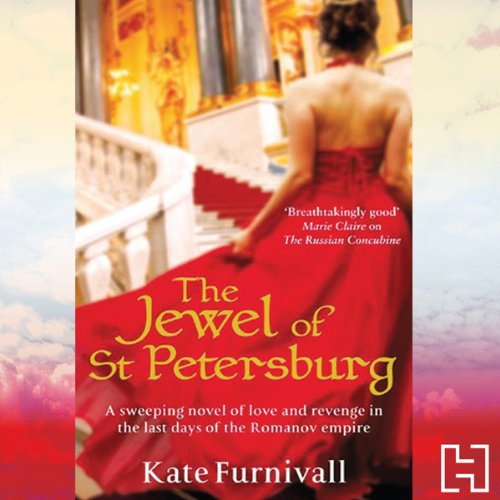 The Jewel of St Petersburg cover art
