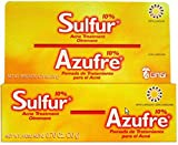 Grisi Sulfur Acne Treatment Ointment, .7 oz (Pack of 4)