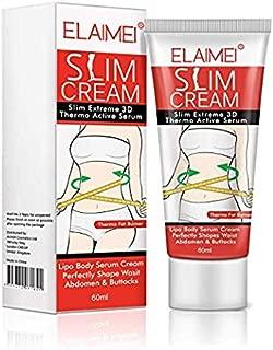 Cellulite Removal Cream, Pure Body Naturals Slim Cream Fat Burn Cream Professional Anti-Cellulite Slimming Cream Muscle Relaxer (1)