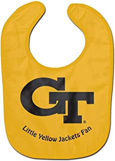 NCAA Georgia Tech WCRA2016214 All Pro Baby Bib