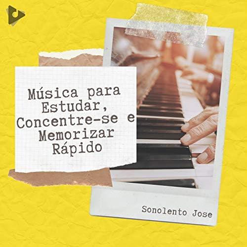 Sonolento Jose, Música para Estudar Concentração & Ruído Branco para Estudar