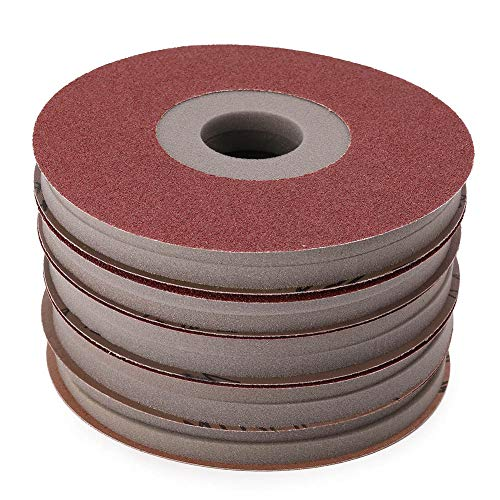 LotFancy 10PCS Drywall Sanding Discs, 8-7/8