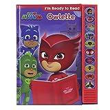 PJ Masks - I'm Ready to Read with Owlette Sound Book PI Kids (Play-A-Sound)
