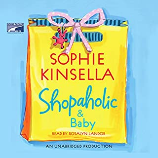 Shopaholic & Baby cover art