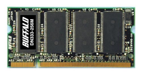 バッファロー DN333-256M DDR333 SDRAM PC2700 、200Pin S