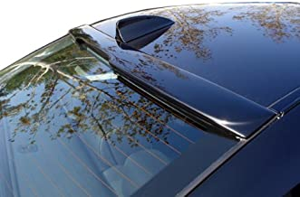 Vaero Duraflex Replacement for 2004-2010 BMW 5 Series M5 E60 4DR AC-S Roof Window Wing Spoiler - 1 Piece