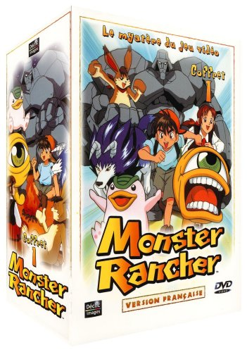 Monster Rancher - Coffret 5 DVD - Partie 1 - 24 épisodes VF [Edizione: Francia]