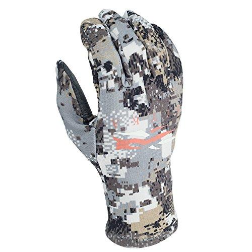 SITKA Gear Men s Cold Weather Camouflage Merino Glove, Optifade Elevated II, XXL (90250)