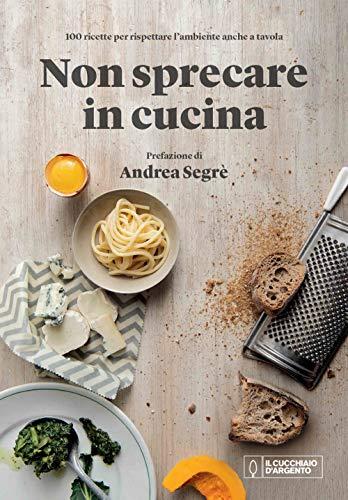 Il Cucchiaio d'Argento. Non sprecare in cucina. 100 ricette per rispettare l'ambiente anche a tavola. Prefazione di Andrea Segrè