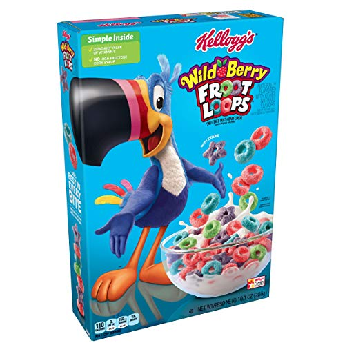 Froot Loops Wild Berry