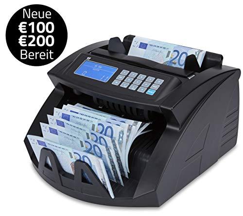 ZZap NC20–Contador de billetes–Cuenta 1000billetes por minuto, Ramo de zählung, cuenta todas mundo divisas y más.